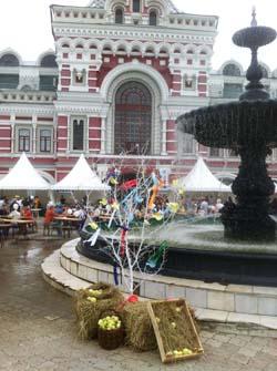 16 августа на Нижегородской ярмарке прошел Фестиваль локальной кухни «ЛУГ»-4