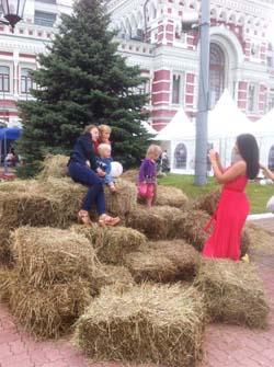 16 августа на Нижегородской ярмарке прошел Фестиваль локальной кухни «ЛУГ»-12