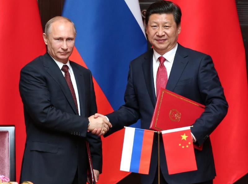 Россия - Китай 10